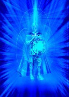 Decreto de Protección de la Armadura de la LLama Azul de Miguel Arcángel | Compartiendo Luz con Sol