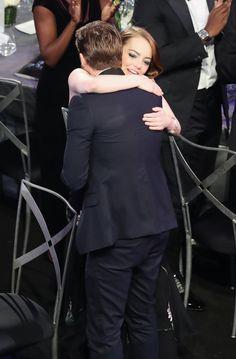 SAG Awards 2017 - Ryan Gosling and Emma Stone