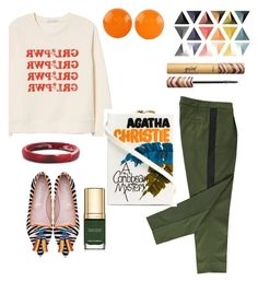 """""""GrlPwr"""" by kristi1982 ❤ liked on Polyvore featuring Rebecca Minkoff, Olympia Le-Tan, NOVICA, tarte, Dinosaur Designs and Dolce&Gabbana"""