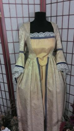 Costume made for the French Theatre here in Toronto