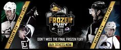 Frozen Fury XVIII - Los Angeles Kings vs. Dallas Stars - http://fullofevents.com/lasvegas/event/frozen-fury-xviii-los-angeles-kings-vs-dallas-stars/