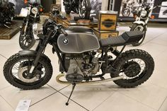 The Wheel To Build by The Real Intellectuals and CaferacerCult #motorcycles #streettracker #motos | caferacerpasion.com