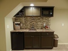 9 BASEMENT WET BAR IDEAS TO IMPRESS YOUR GUESTS   The key is to get creative on how to incorporate your favorite bar ideas into a smaller space.