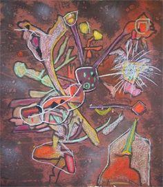 Roberto Matta Famous Paintings