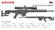 Ruger - Precision Rifle M-18028