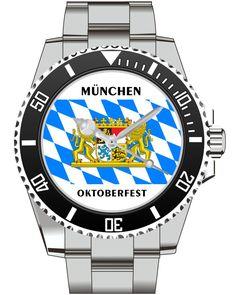 Oktoberfest München Geschenk Geschenartikel Fan - KIESENBERG ® Uhr 2542 von UHR63 auf Etsy