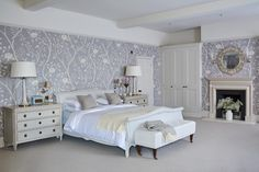 Sims Hilditch Interior Design New Forest Manor House4