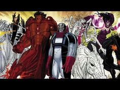 They are the harbingers of our doom. Join http://www.WatchMojo.com as we explore the comic book origins of Four Horsemen of Apocalypse from Marvel Comics. Ch...