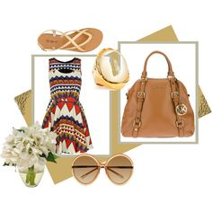 Neutral Summer Day in Jamaica!  by jtribley on Polyvore