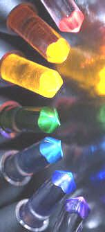 Esogetics Colorpuncture Light Pens:  Acupuncture with colored light instead of needles