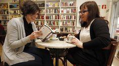 Los libros también curan - AMP / La Voz de Galicia