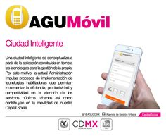 #AGUMóvil #CDMXPorTi