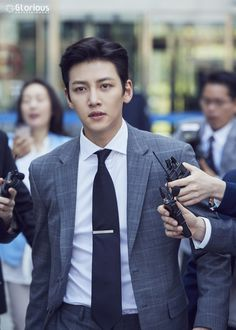 "[Drama] A pictorial starring Ji Chang Wook, ""Maketh Suit King"" Ji Chang Wook Smile, Ji Chan Wook, Korean Star, Korean Men, Asian Actors, Korean Actors, Korean Dramas, Healer Korean, Ji Chang Wook Photoshoot"