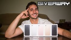 ► Te Regalo 5 IPhone 7 | Sorteo Internacional | Giveaway    veanlo suscribencen