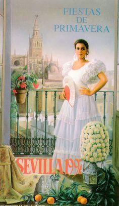 Cartel de 1997, Autor: Antonio Zambrana Lara