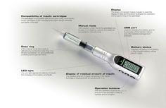 Pendiq intelligent insulin pen
