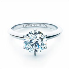 Tiffany's solitaire PERF.