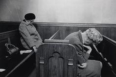 Martin Parr    Mankinholes Methodist Chapel, 1975.