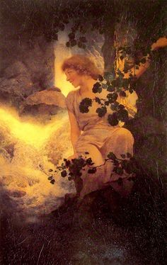 "Parrish - ""Deep Woods Moonlight"""