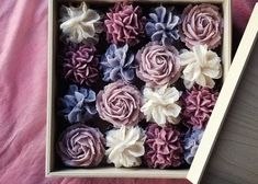 Clay Ornaments, Cool Tones, Flowers, Sweets, Asian, Drink, Facebook, Recipe, Food