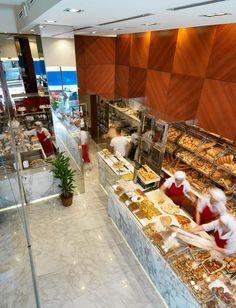 ROSSI modern bakery