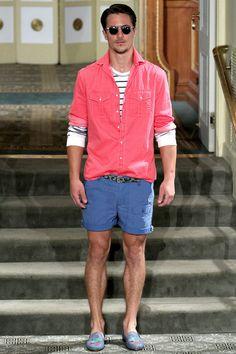 Michael Bastian Spring 2014 Men's Collection
