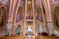 Montferri  Santuari Mare Déu Monserrat, Josep Maria Jujol
