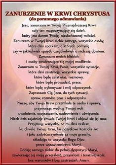 Zanurzenie w krwi Chrystusa God Loves You, Prayer Quotes, Power Of Prayer, Love You, My Love, Gods Love, Christianity, Prayers, Faith