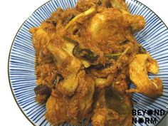 Rendang originated from the Sumatran Minangkabau region. I'm thankful that this yummy dish did not only remain there but has spread far and wide. If you like Rendang, try out this Rendang Chicken in the comfort of your home.