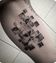 This is a special kind of tatt!