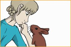 Rabbits are intelligent pets, and they can be trained to perform tricks. Training is a fun way to spend time with your furry friend and bond with them. Diy Toys For Rabbits, Pet Bunny Rabbits, Pet Rabbit, Bunnies, Rabbit Hide, Guinea Pig Toys, Guinea Pigs, Rabbit Facts, Funny Animals