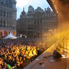 The Brussels Summer Festival is 10 days of music… & Much More! http://visitbrussels.be/bitc/BE_en/culture/64734/.do