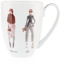 Henri Bendel Girls Mug
