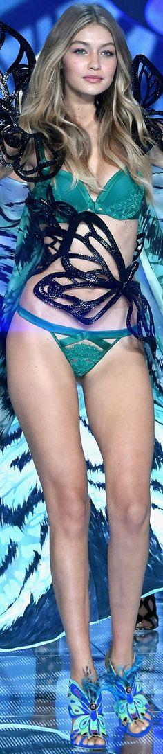 Gigi Hadid 2015 Victoria Secret Fashion Show