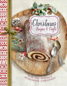 Parragon Book Buddy – Christmas Recipes & Crafts