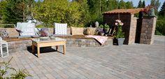 hage inspirasjon - Google-søk Outdoor Furniture Sets, Outdoor Decor, Patio, Home Decor, Homemade Home Decor, Yard, Decoration Home, Room Decor, Terrace