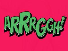 Arte Pop, Typography Letters, Lettering, Comic Books Art, Comic Art, Pop Art Boom, Vintage Comics, Retro Art, Slogan