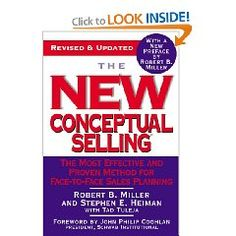 The New Conceptual Selling by Miller Heiman