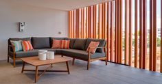 Nundah House   KO & Co Architecture Decor, Furniture, Room, House, Home Decor, Room Divider, Couch