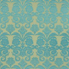 ombrione - turquoise fabric | Designers Guild