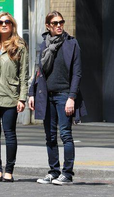 Charlotte Casiraghi (464×800) #converse #street #jeans #sunglasses #scarf… Royal Fashion, Girl Fashion, Boyish Style, Princess Grace Kelly, Monaco Royal Family, Fashion Addict, Winter Outfits, Autumn Fashion, Bomber Jacket