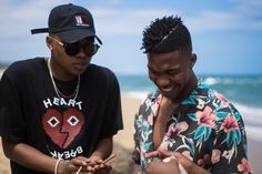 DJ Sliqe shares splashy Do It For Me visuals with A-Reece & Bhlaklyt