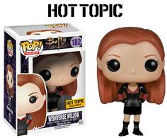 YES.  Now they just need to make Dark Willow.  Wishverse Willow POP Vinyl Hot Topic Exclusive