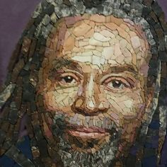 Man, Projects To Try, Journal, Statue, Portrait, People, Painting, Brazil, Mosaics