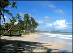 Playa El Agua, Venezuela #beach. Like this or more beautiful?