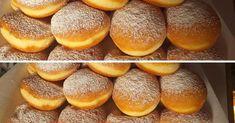 az-en-szalagosaim Bruschetta, Donuts, Food And Drink, Bread, Dinner, Baking, Health, Farmer, Cakes