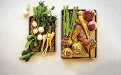 Root Vegetables 101 | Turnips, parsnips, rutabaga! Here's why you should be adding more root veggies to your diet! #healthy http://blog.myfitnesspal.com/root-vegetables-101/?utm_source=mfp&utm_medium=Pinterest