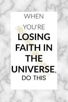 Ever wondered why it's so much easier to manifest a piece of cake than it is to manifest a new job? Do you ever get frustrated at how difficult it can be to manifest the things you REALLY want in your life? If you feel like you're losing faith in the universe and the law of attraction - this post is for you.