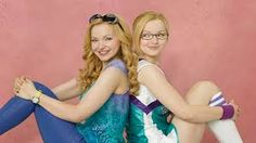 Liv and Maddie. I love Mad dogs shoes but Livs style and acting skills.