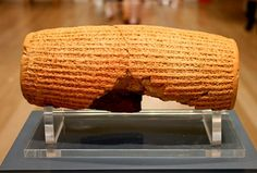 Cyrus Cylinder: An Iranian Document about the History of the Ancient Near East, Mesopotamian Kingship, and the Jewish Diaspora?